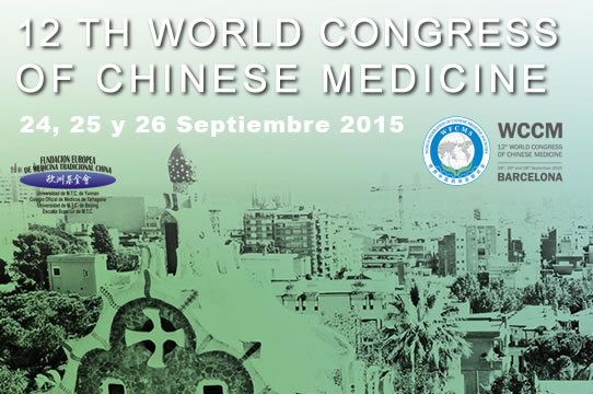 12th World Congress of Chinese Medicine